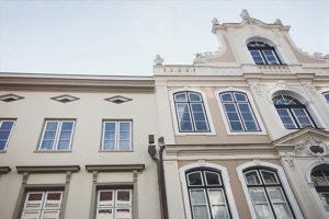 Außenansicht unserer Bürogemeinschaft in Lübeck